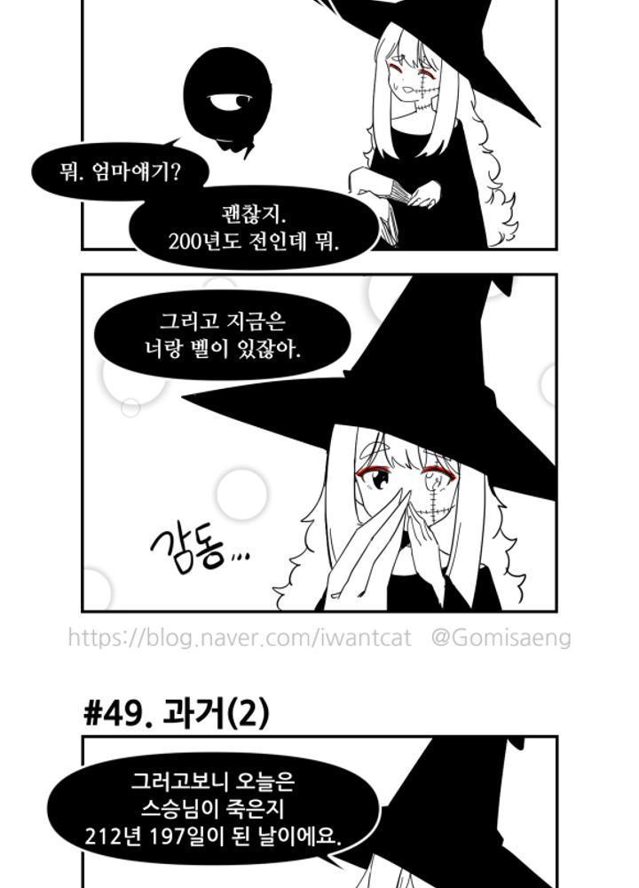 흔한 플롯의 마녀키잡 만화 48~51 No.1
