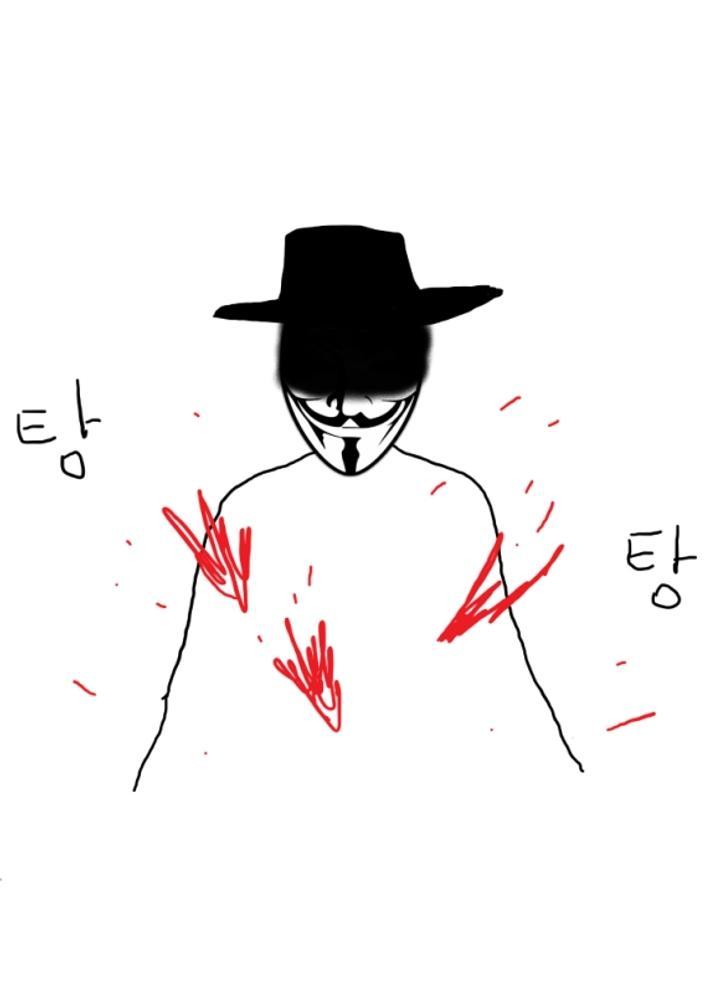 급양병 만화 24 - 고기 보기를 돌같이 하라 No.1