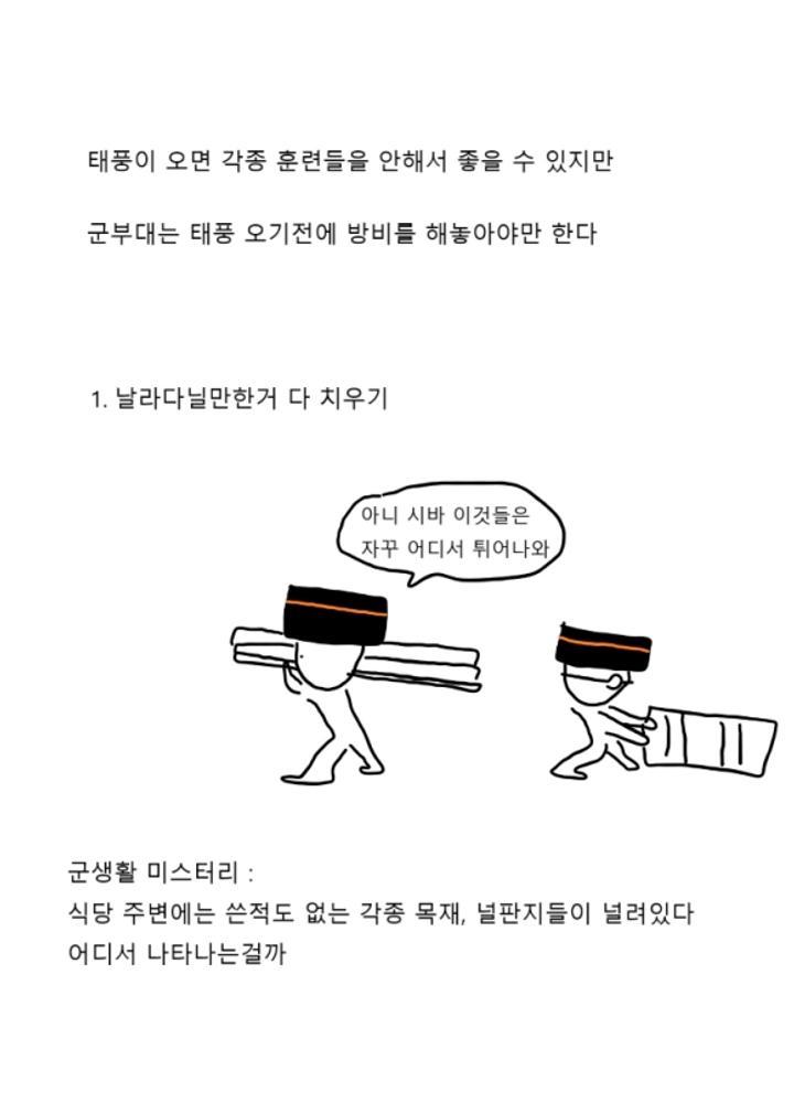 급양병 만화 10 - 태풍을 부르는 영광의 배수관 로드 No.1
