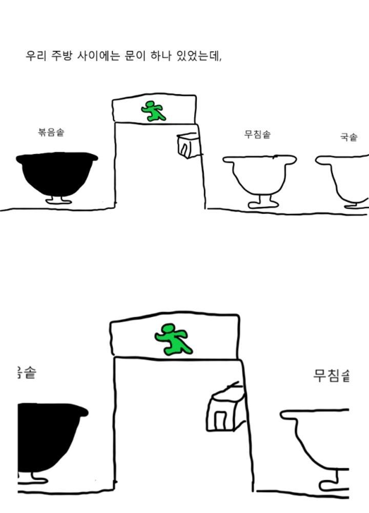 급양병 만화 7 - CS탄 피울 무렵 No.1